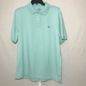 Vineyard Vines Men's Polo Shirt Size Medium